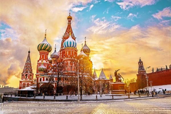 Russie Magazine Luxe